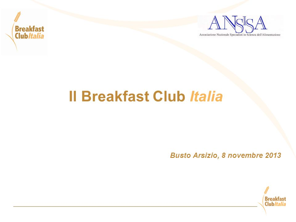 Il Breakfast Club Italia