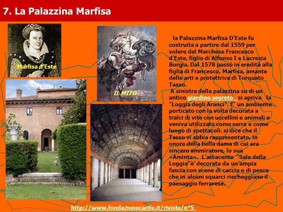 7. La Palazzina Marfisa