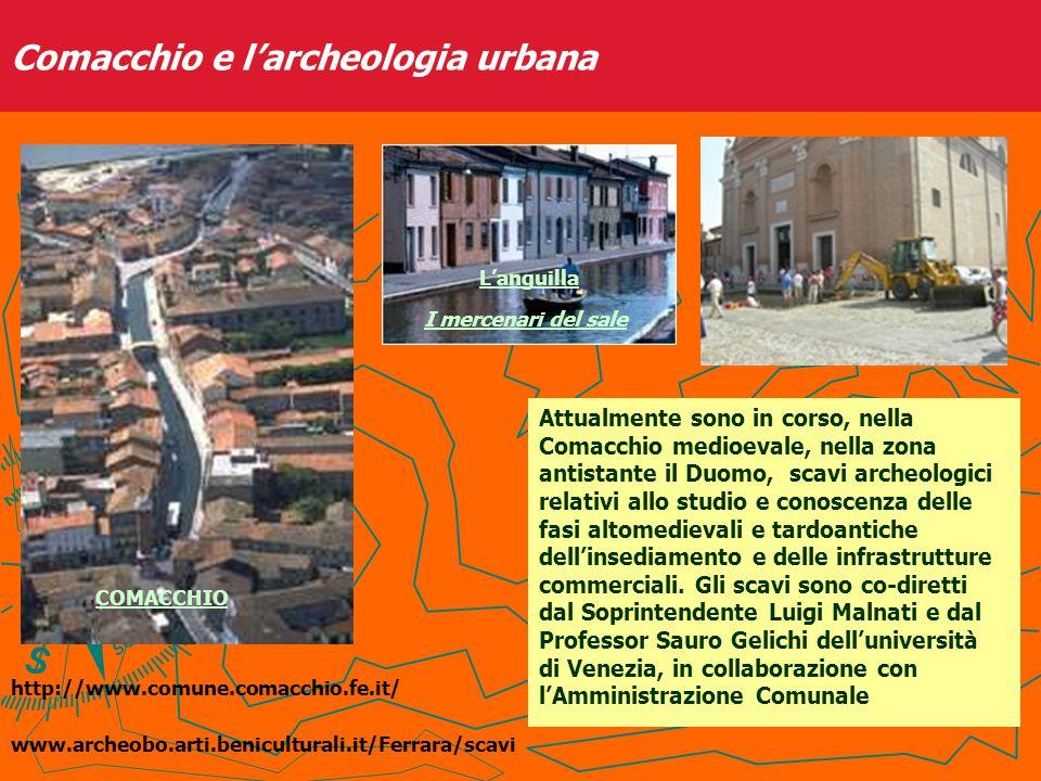 Comacchio e l'archeologia urbana