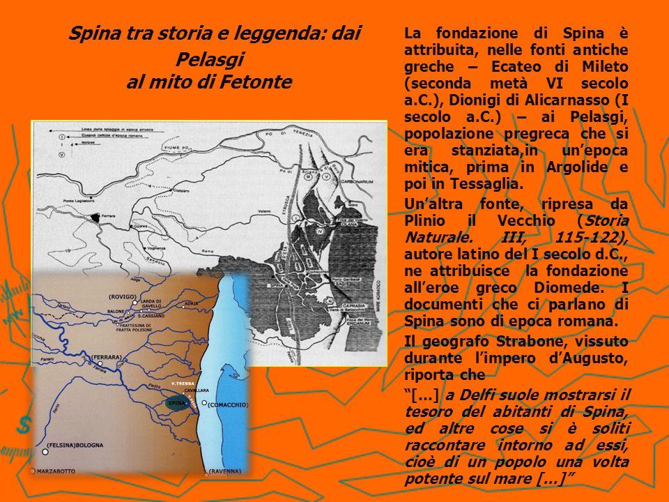 Spina tra storia e leggenda: dai Pelasgi al mito di Fetonte