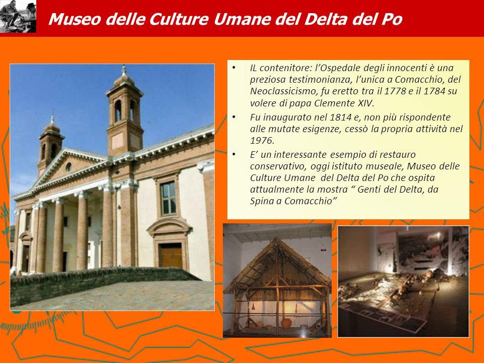 Museo delle Culture Umane del Delta del Po