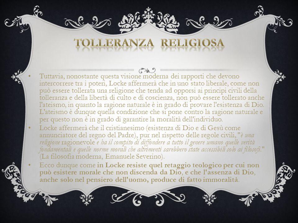 Tolleranza religiosa