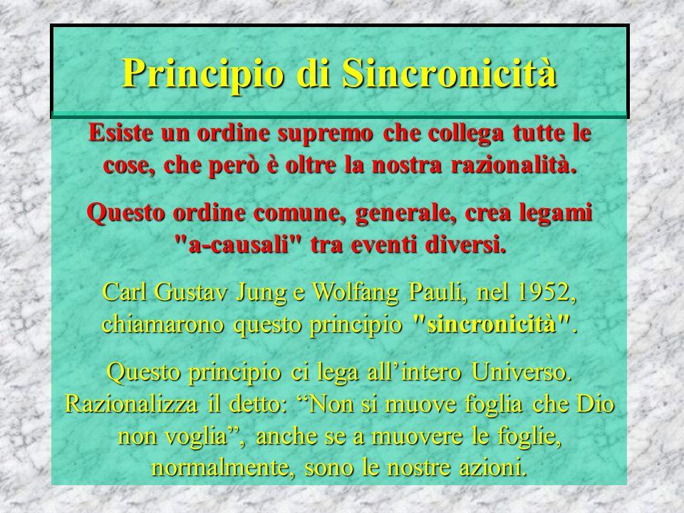 Principio di Sincronicità