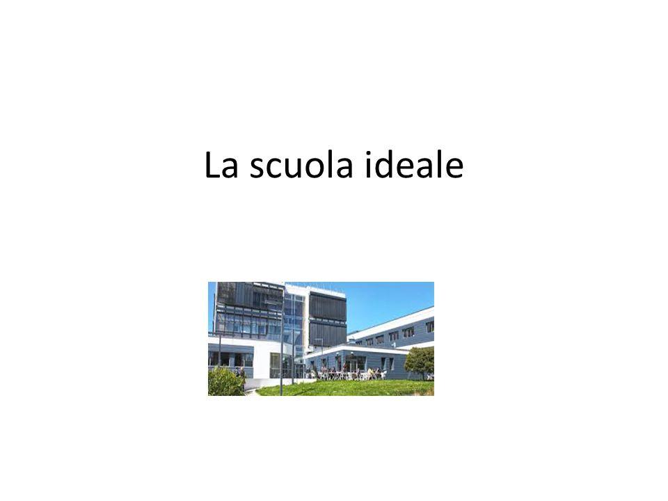 La scuola ideale