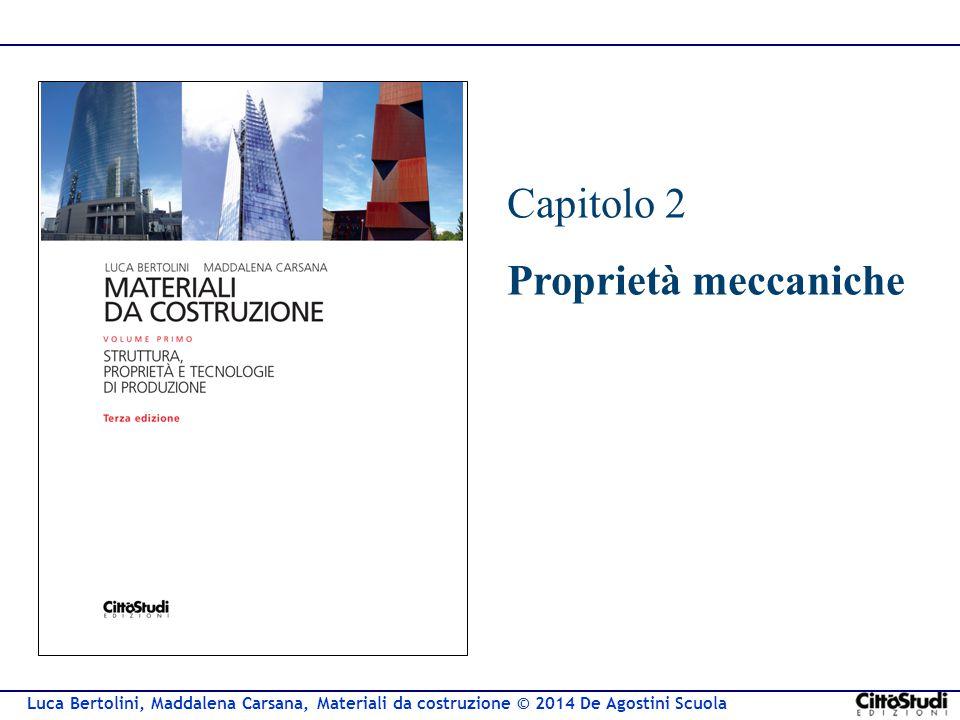 Capitolo 2 Proprietà meccaniche