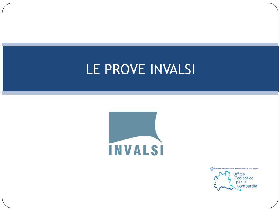 LE PROVE INVALSI 64