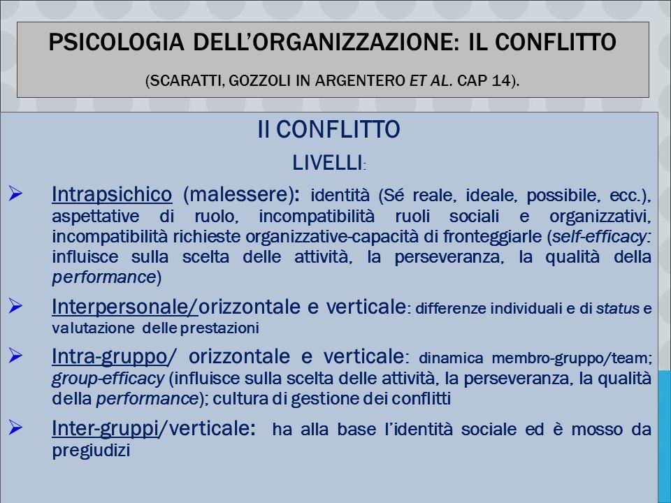 Psicologia della comunicazione organizzativa - M. Mura