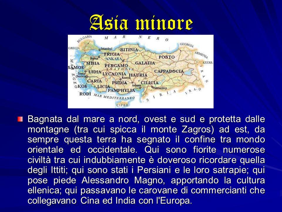 Asia minore