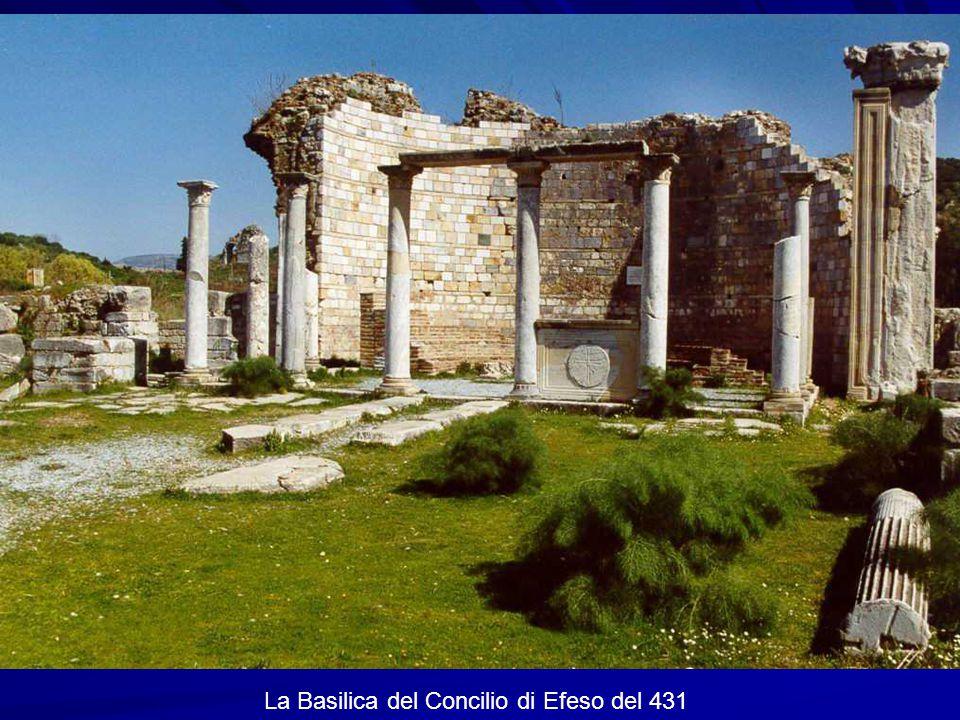 La Basilica del Concilio di Efeso del 431
