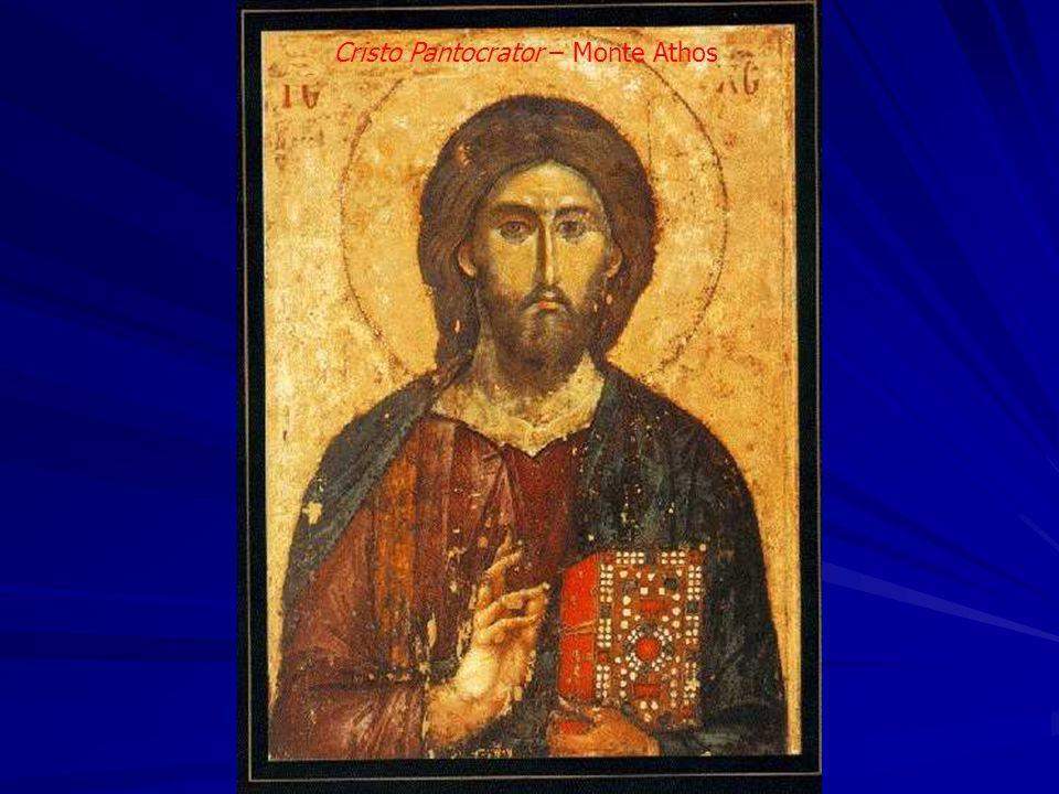 Cristo Pantocrator – Monte Athos