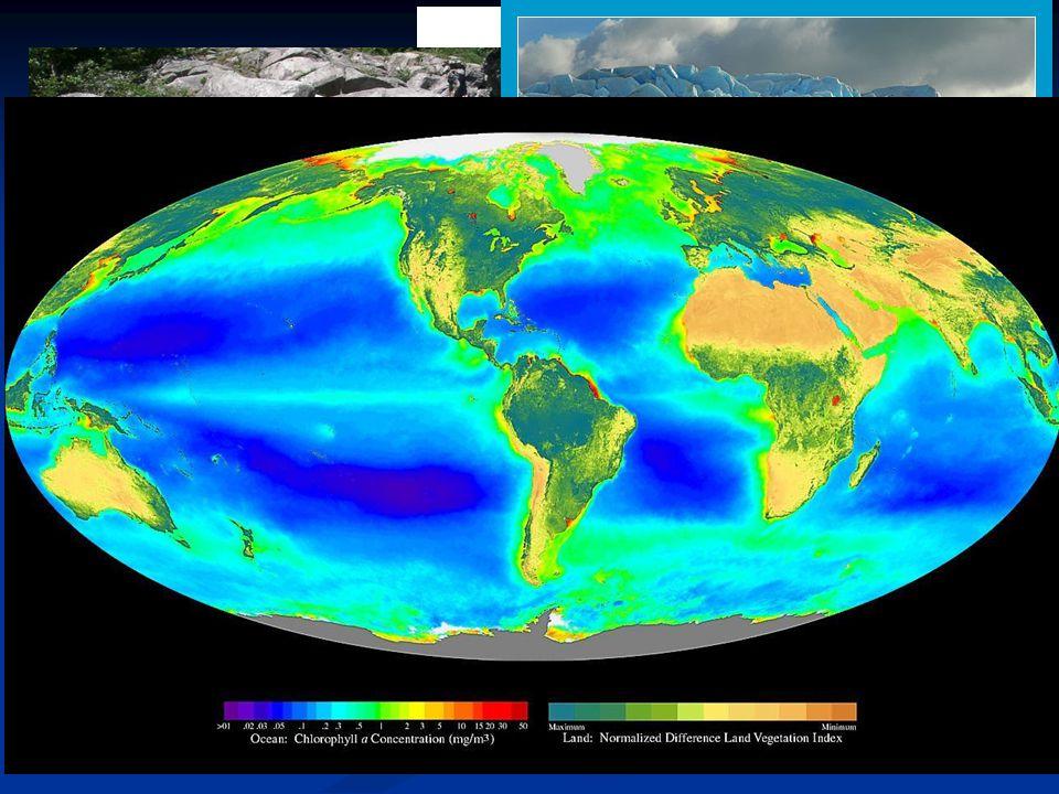 Le sfere Terrestri L'aria che avvolge la Terra forma l'atmosfera