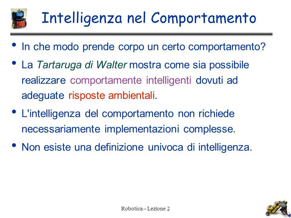 Intelligenza nel Comportamento