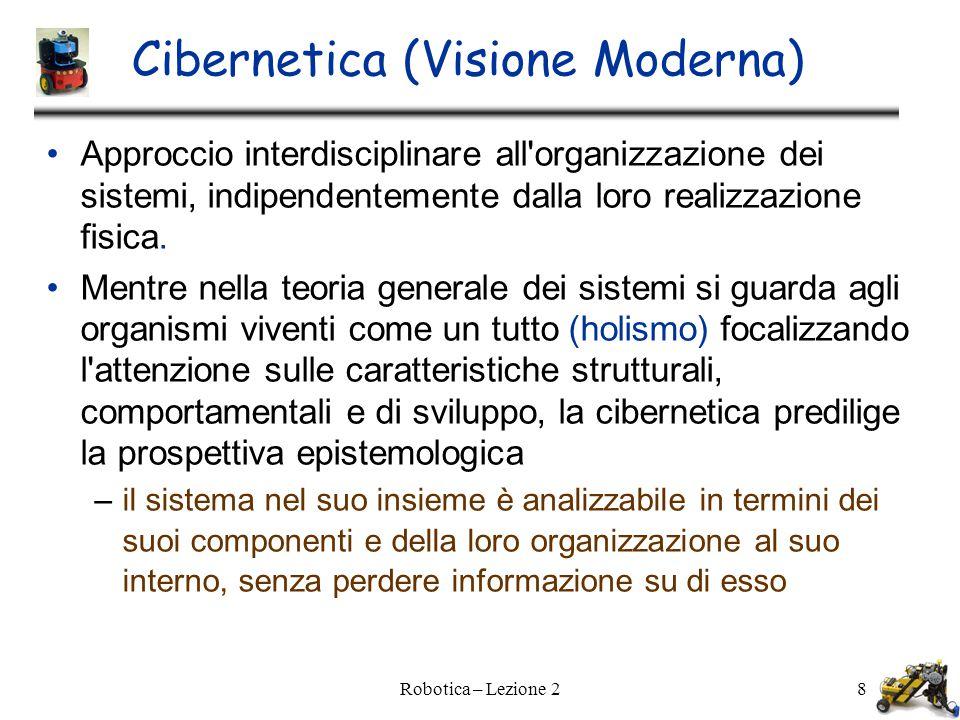 Cibernetica (Visione Moderna)