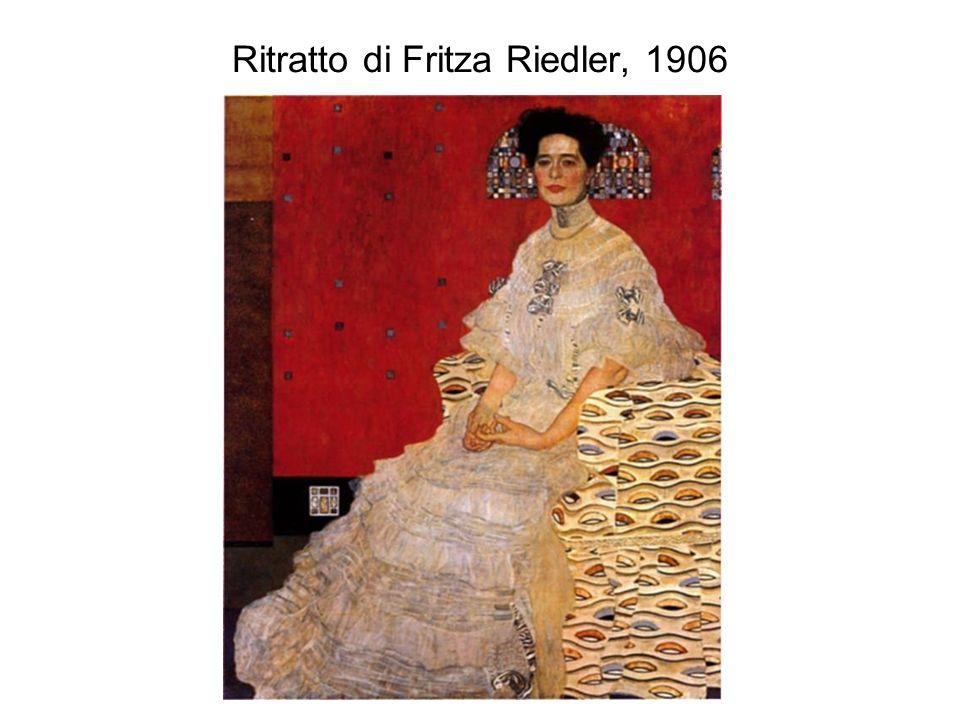 Ritratto di Fritza Riedler, 1906