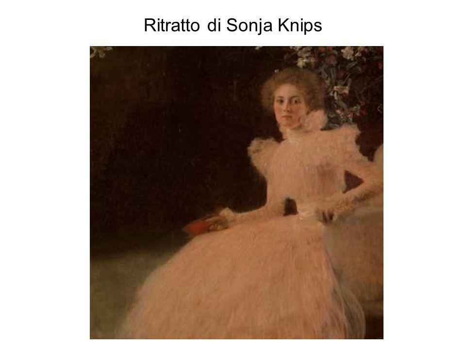 Ritratto di Sonja Knips