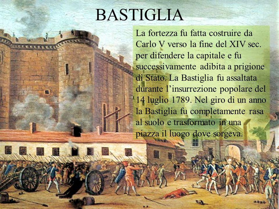 BASTIGLIA