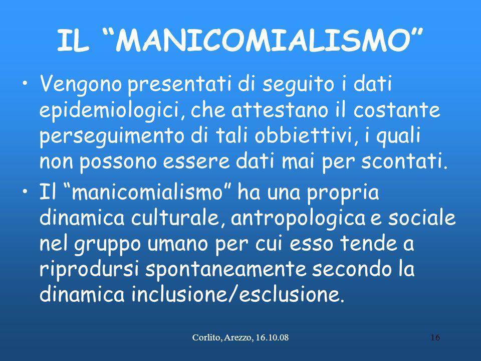 IL MANICOMIALISMO
