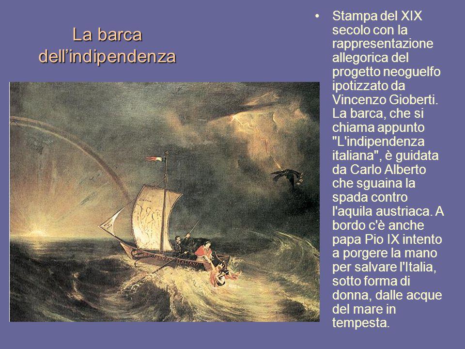 La barca dell'indipendenza