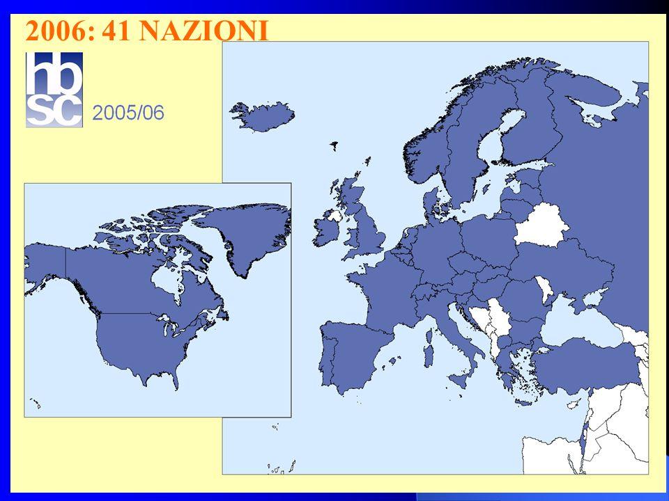 2006: 41 NAZIONI