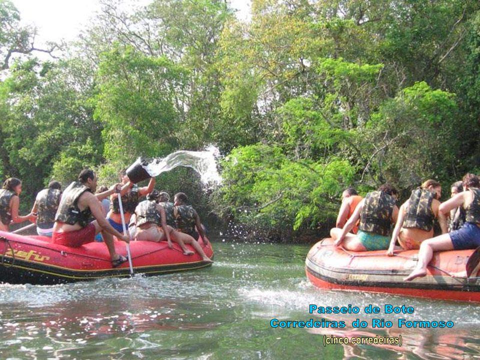 Corredeiras do Rio Formoso