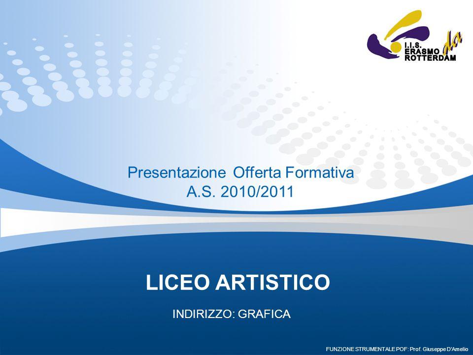 Presentazione Offerta Formativa