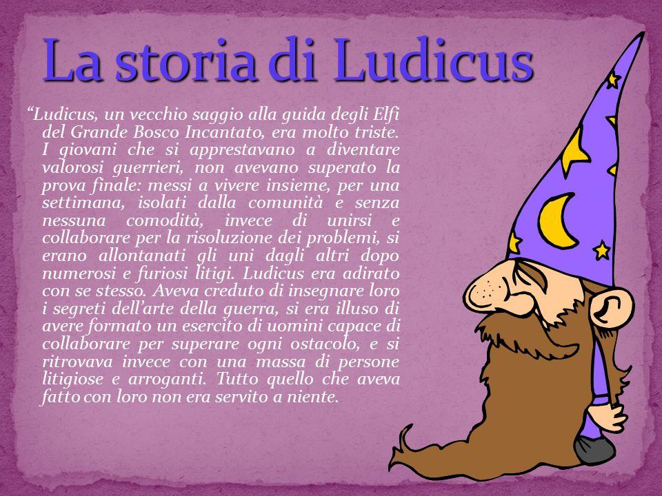 La storia di Ludicus