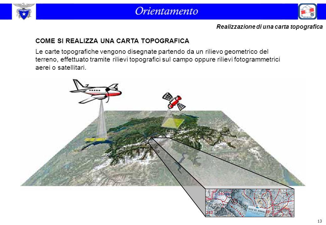 PRIMA PARTE Introduzione. Cenni di topografia e cartografia. Riferimenti geografici. Concetto di scala di rappresentazione.