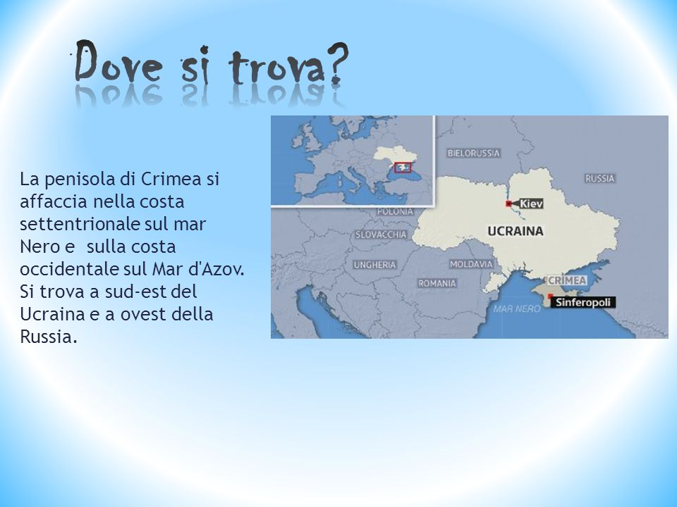 La crimea ppt scaricare for Arredo ingross 3 dove si trova