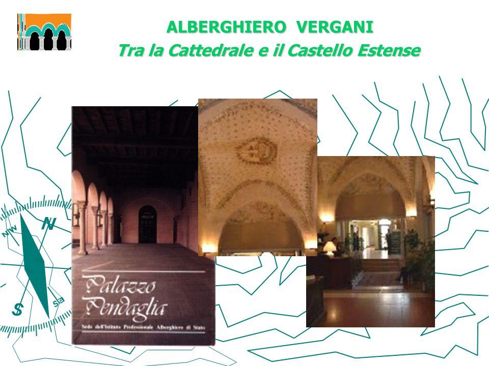 Tra la Cattedrale e il Castello Estense