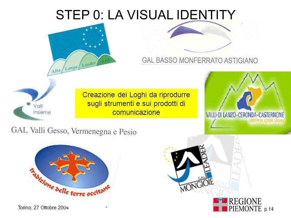 STEP 0: LA VISUAL IDENTITY