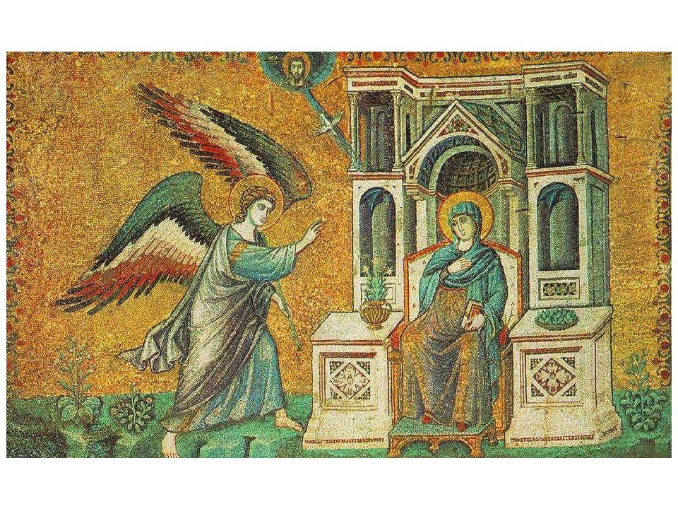 Piero Cavallini, 1291, S. Maria in Trastevere, Roma