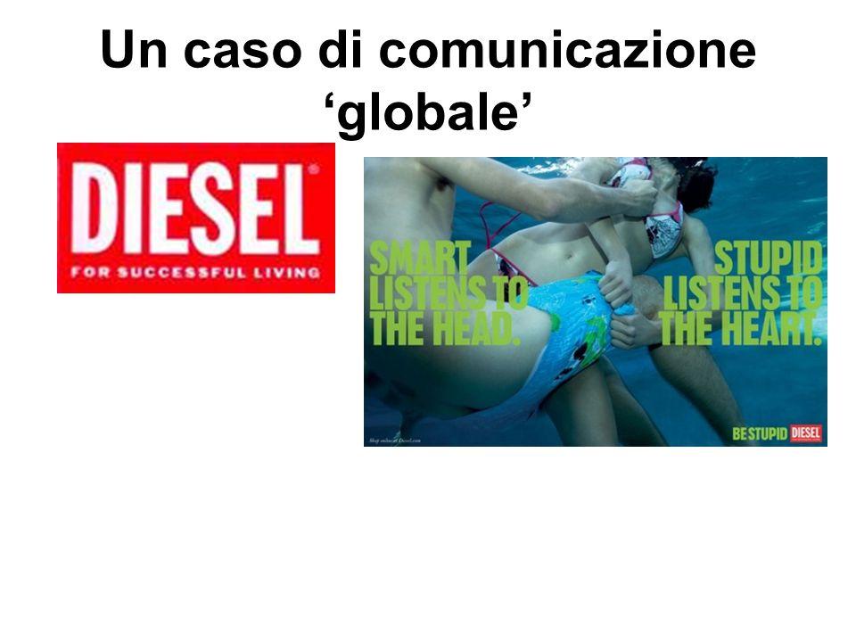 Un caso di comunicazione 'globale'