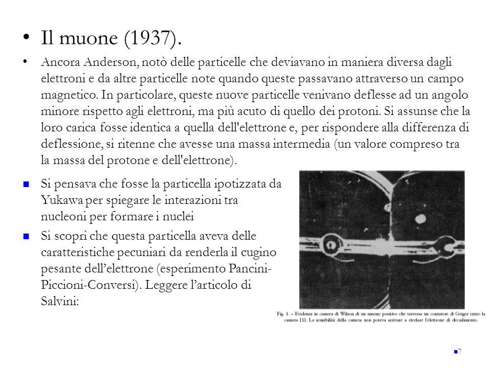 Il muone (1937).