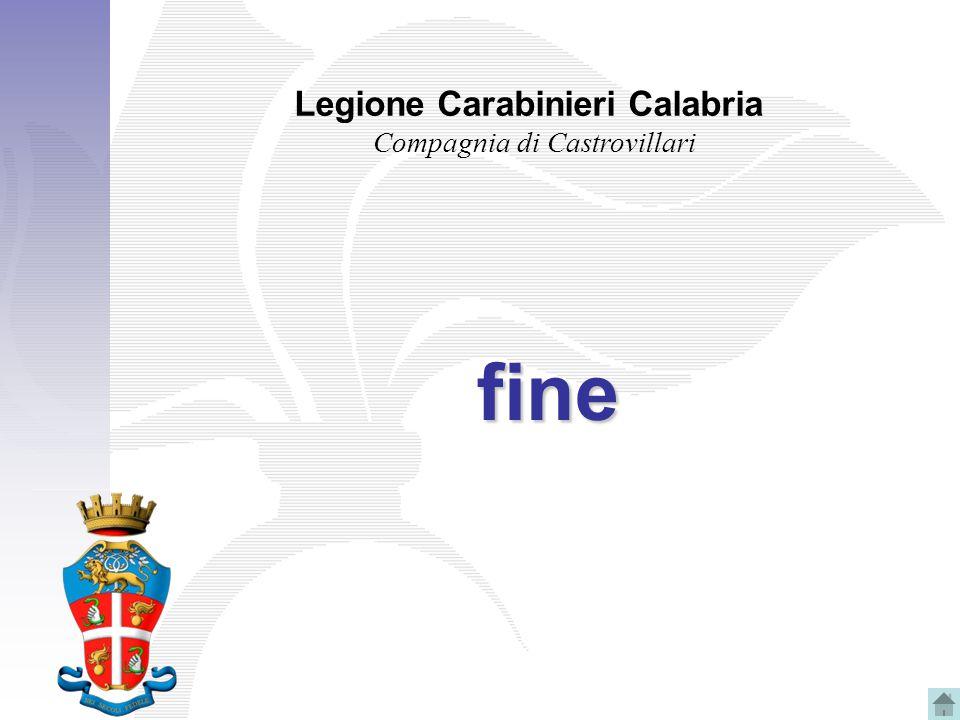 Legione Carabinieri Calabria