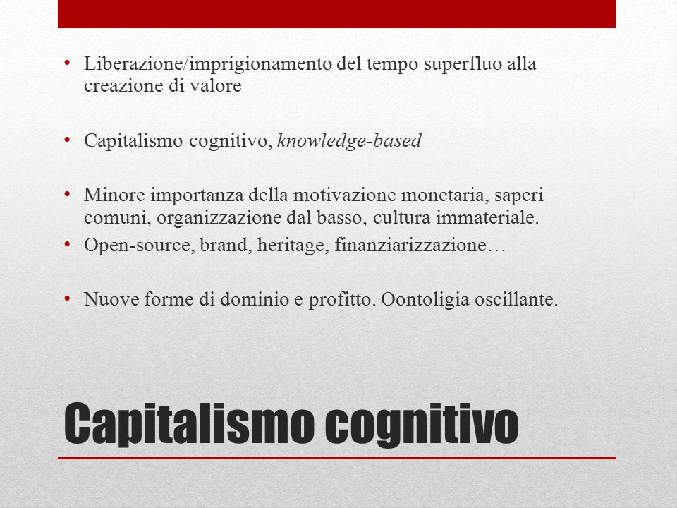 Capitalismo cognitivo