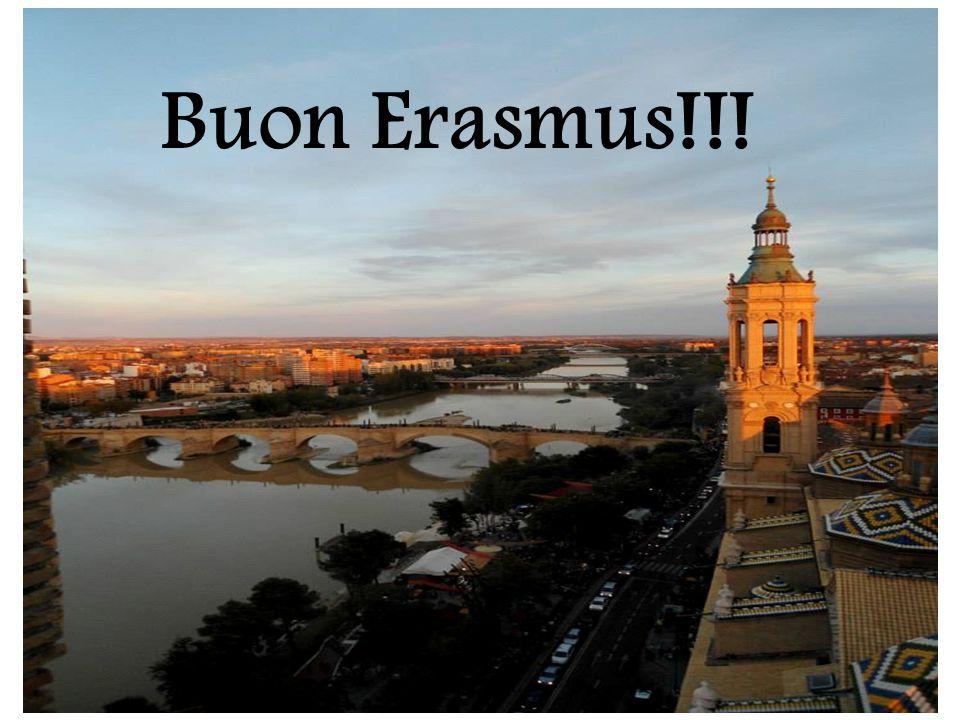 Buon Erasmus!!!