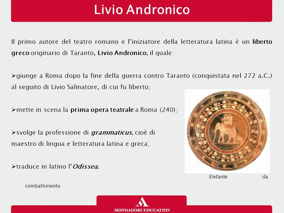 Livio Andronico 12/01/13.