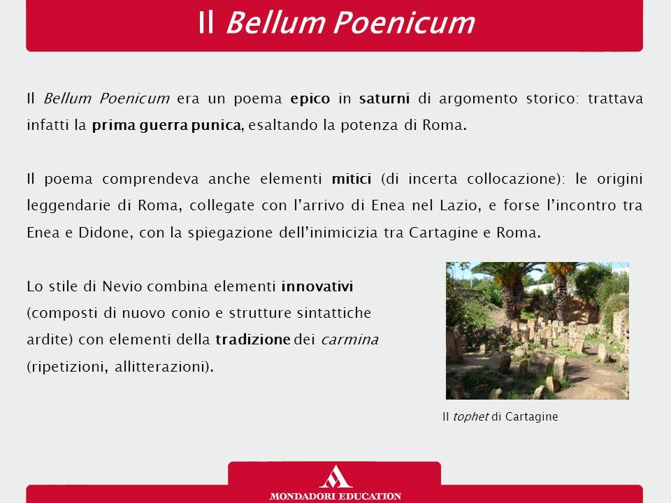 Il Bellum Poenicum 12/01/13.