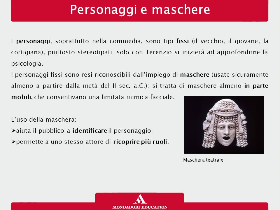 Personaggi e maschere 12/01/13.