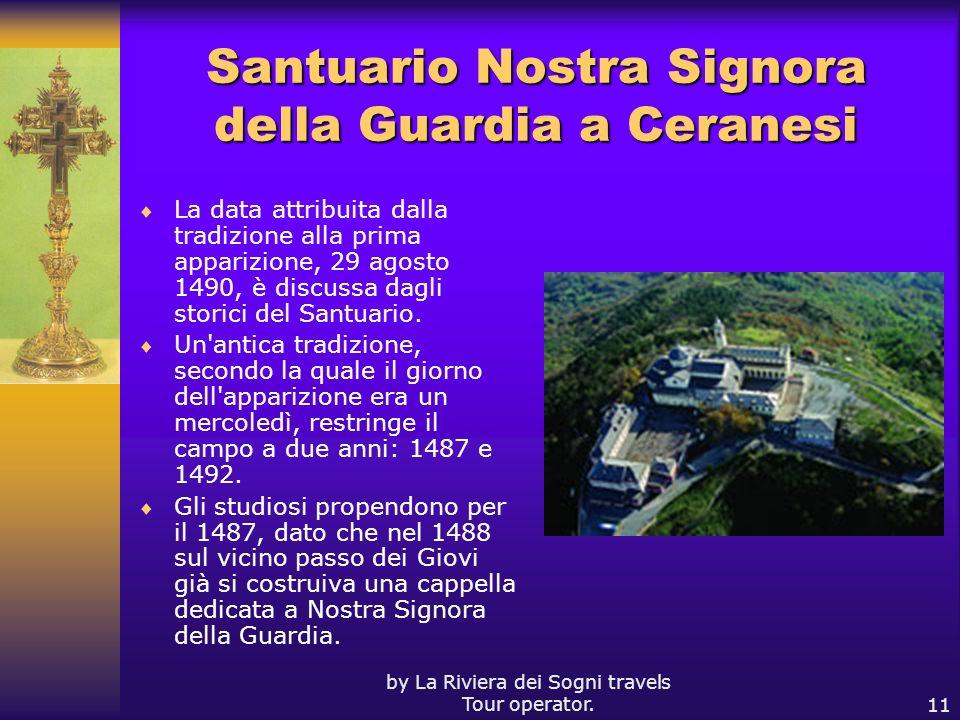 Santuario Nostra Signora della Guardia a Ceranesi