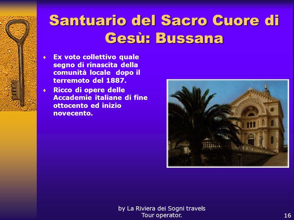 Santuario del Sacro Cuore di Gesù: Bussana