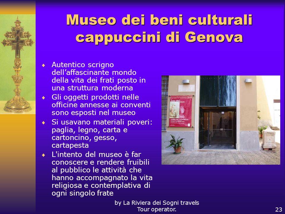 Museo dei beni culturali cappuccini di Genova