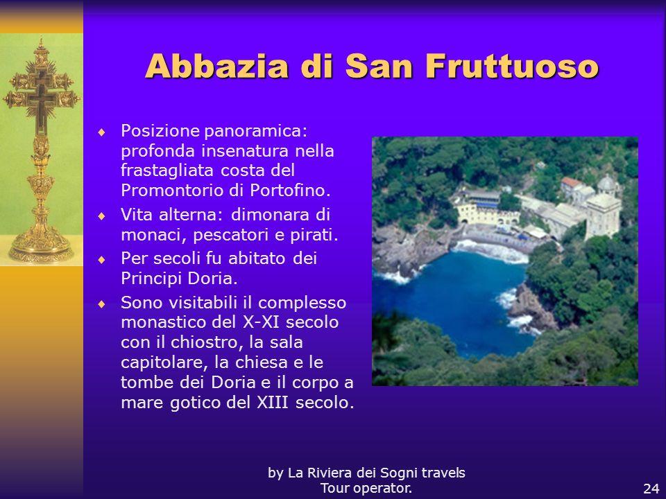 Abbazia di San Fruttuoso