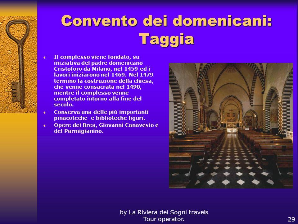 Convento dei domenicani: Taggia
