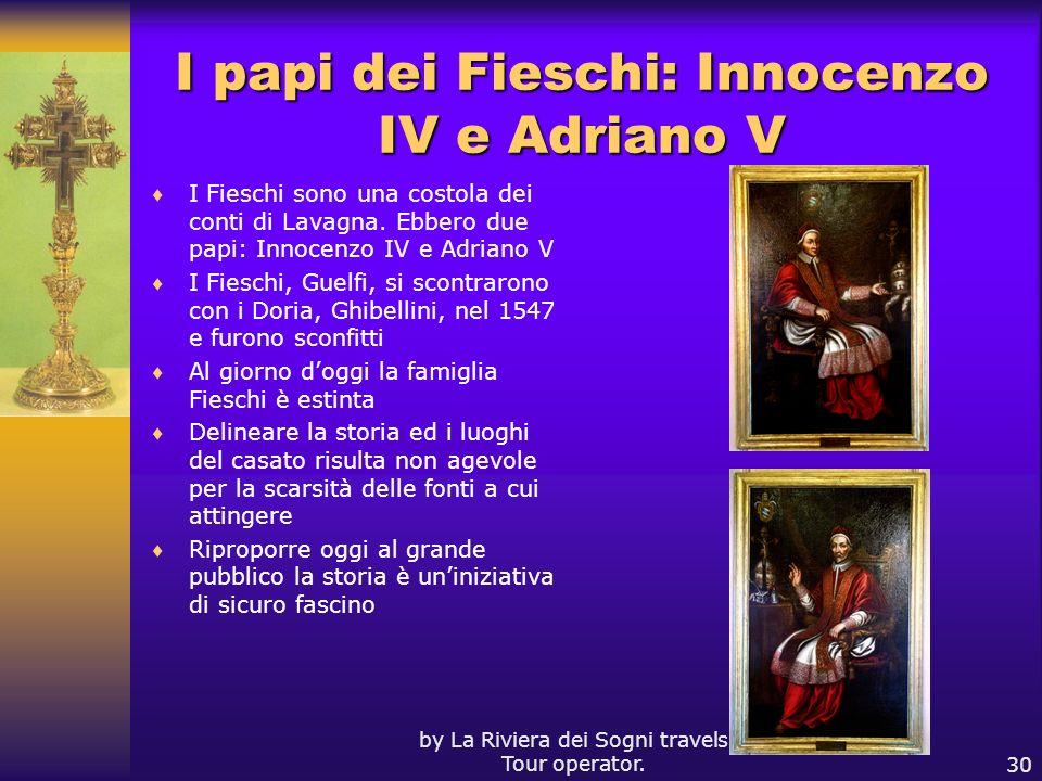 I papi dei Fieschi: Innocenzo IV e Adriano V