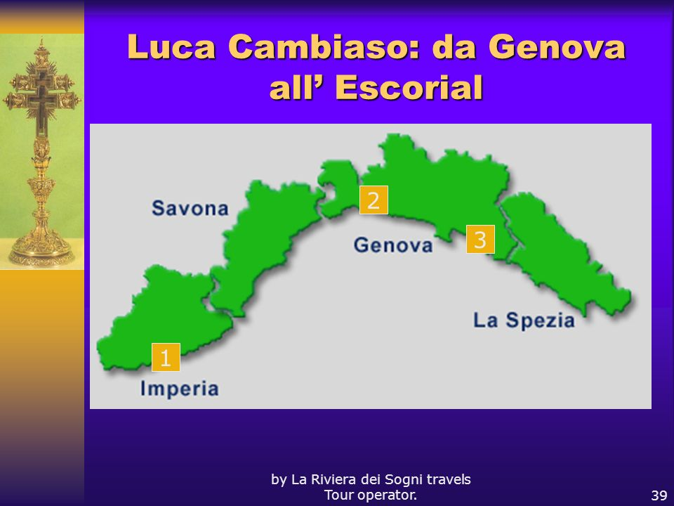 Luca Cambiaso: da Genova all' Escorial