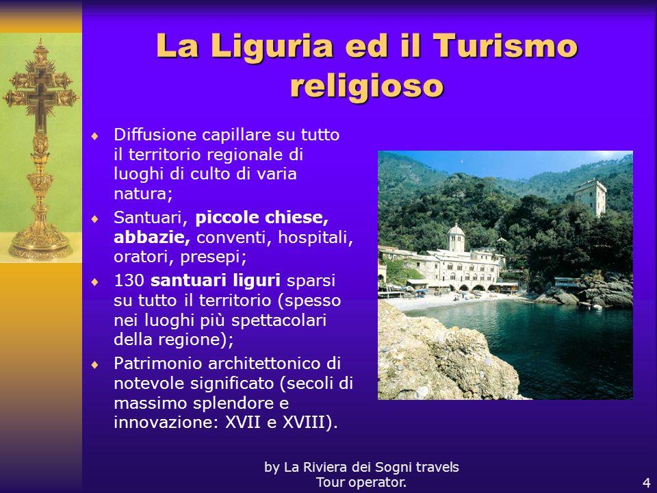 La Liguria ed il Turismo religioso