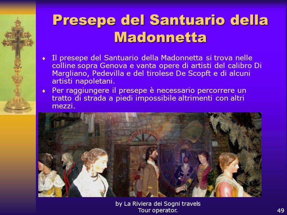 Presepe del Santuario della Madonnetta
