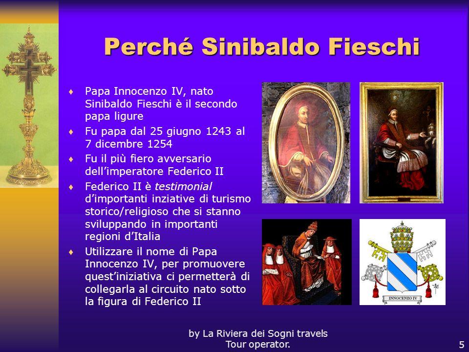 Perché Sinibaldo Fieschi