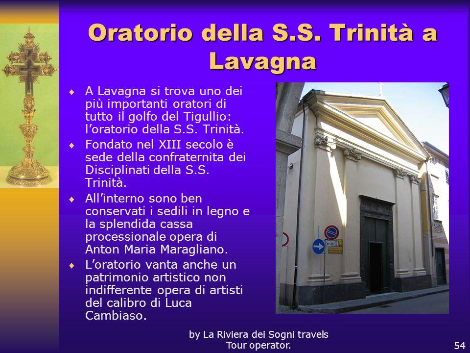 Oratorio della S.S. Trinità a Lavagna